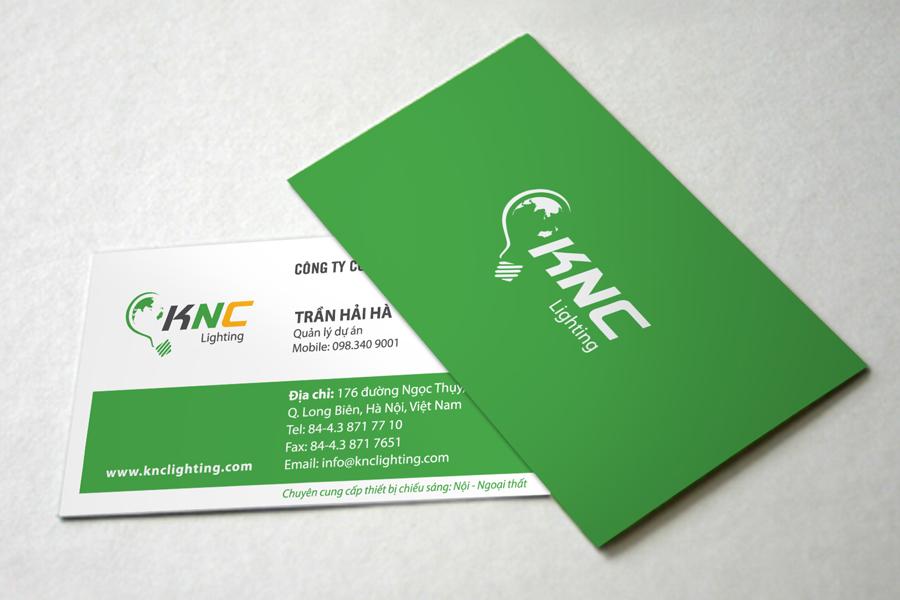 In Ấn Name Card
